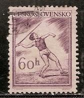 TCHECOSLOVAQUIE    N°    729   OBLITERE - Czechoslovakia