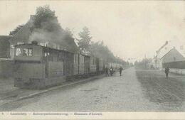 PK Lochristi - Antwerpsesteenweg - Met Stoomtram - Lochristi
