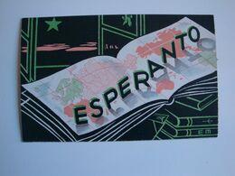Esperanto,la  Langue Internationale - Esperanto