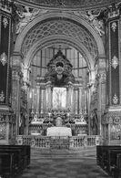 """01832 """"TORINO - CHIESA SS TRINITA'"""" ALTARE MAGGIORE. CART SPED 1967 - Churches"""