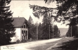 CPA Bullet Kt Waadt, Hotel Suisse, Route Des Rasses - VD Waadt