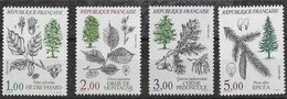 FRANCE N°2384 à 2387 ** 6 Valeurs Neuves Sans Charnière  Série Complète MNH - Unused Stamps