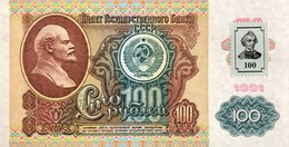 Transnistria 100 Rubles, P-7 (1994) - UNC - Moldavia