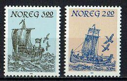 Mi. 891/892 ** - Unused Stamps