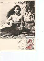 Musique - Guitare ( CM De Polynésie De 1959 à Voir) - Music