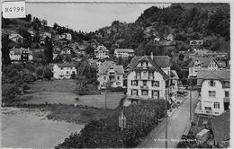 Weggis - Dorf Mit Coop - LU Lucerne