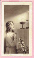 Plechtige Heilige Communie  - Maria Pelsmaekers - Gheel 1941 - Geel - Images Religieuses