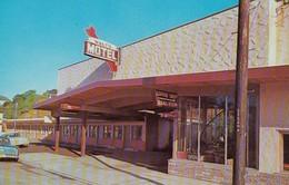 Eureka California, Walt's Motel And Steakhouse Restaurant, C1950s/60s Vintage Postcard - Otros