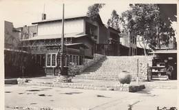Los Angeles California, China City Tourist Atrraction C1930s/40s Vintage Real Photo Postcard - Los Angeles