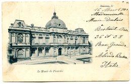 80000 AMIENS - Lot De 2 CPA - Voir Détails Dans La Description - Amiens