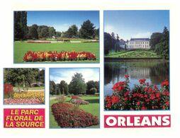 (N 23) France - Parc Floral D'Orléans (La Source) - Flores, Plantas & Arboles