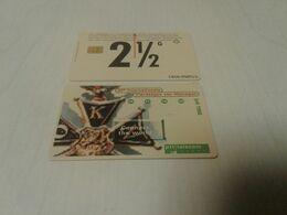 Netherlands - Mint Private 2,5 Chipphonecard - One Card For Sale - Niederlande