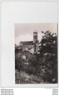 BELLAC PAYSAGE AU FOND L'EGLISE 1951 TBE - Bellac