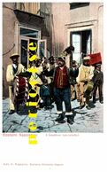 Costumi Napoletani   Banditore - Napoli