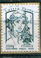 France 2013 - YT 4777 (o) Sur Fragment - Frankreich