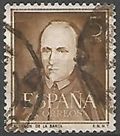 ESPAGNE N° 821 OBLITERE - 1931-Aujourd'hui: II. République - ....Juan Carlos I