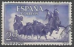 ESPAGNE N° 944 OBLITERE - 1931-Aujourd'hui: II. République - ....Juan Carlos I