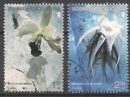 Bosnien - Herzegowina  (2004)  Mi.Nr.  340 + 341  Gest. / Used  (1gk29) - Bosnie-Herzegovine