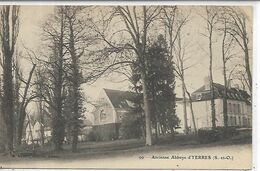 91,Essonne, YERRES, Ancienne Abbaye D'Yerres, Scan RectoVerso - Yerres