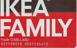 IKEA FAMILY - Frankreich