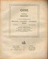 ANNUAIRE - 60 - Département Oise - Année 1948 - édition Didot-Bottin - Telephone Directories
