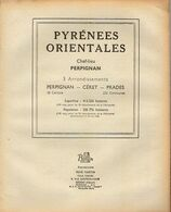 ANNUAIRE - 66 - Département Pyrénées Orientales - Année 1948 - édition Didot-Bottin - Telephone Directories