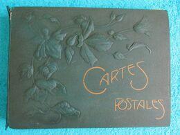 Album Vide Pouvant Contenir 488 Cartes Postales. - Materiali