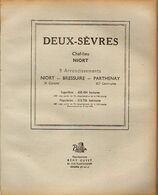 ANNUAIRE - 79 - Département Deux Sèvres - Année 1948 - édition Didot-Bottin - Telephone Directories