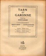 ANNUAIRE - 82 - Département Tarn Et Garonne - Année 1948 - édition Didot-Bottin - Telephone Directories