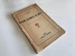 MADAME RECAMIER EN BUGEY - 1923 - Ch. LENORMANT - Geschichte