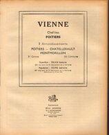 ANNUAIRE - 86 - Département Vienne - Année 1948 - édition Didot-Bottin - 90 Pages - Telephone Directories