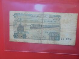 ALGERIE 10 DINARS 1983 Circuler - Algeria