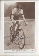 Gloires Du Cyclisme / Champion / Photo DIX / Henri Pelissier (contresignée Au Crayon) - Ciclismo
