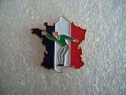 Pin's Pétanque Championnat De France - Boule/Pétanque