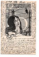 NÜRNBERG : Théo. Stroefer's Kunstverlag . - Série 62  N° 1 - Illustrators & Photographers