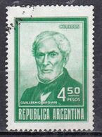 Argentina, 1972/75 - 4,50p Guillermo Brown - Nr.994 Usato° - Argentina
