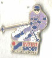 Ski Intersport Skieur - Sport Invernali