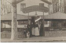 94 .NOGENT SUR MARNE ( Cafe Vins Restaurant Mo CHABAUD ) - Nogent Sur Marne