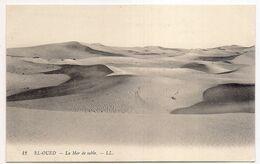 El-oued , La Mer De Sable - El-Oued