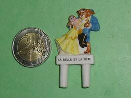 """Fèves / Disney : La Belle Et La Bète  """" Mat """"    TB8 - Disney"""
