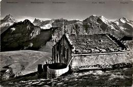 Grindelwald - Hotel Faulhorn (18392) * 26. 6. 1961 - Phot. Gyger - BE Berne