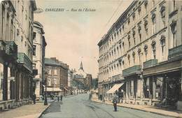 Charleroi - Rue De L' Ecluse - Couleurs - Charleroi
