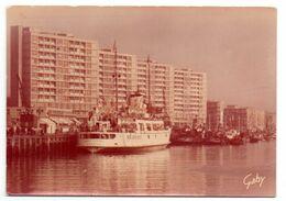 Boulogne Sur Mer - Le Queen Of The Channel A Quai -  CPSM°r - Boulogne Sur Mer