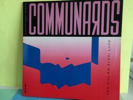 Communards- Disque Vinyles 33T) Titres Voir Photos-  (Muller Dom-Cat) - - 45 Rpm - Maxi-Single