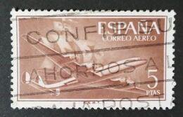 SPAGNA 1955 Posta Aerea - 1931-Aujourd'hui: II. République - ....Juan Carlos I