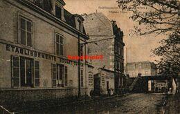 Etablissements Goulet-Turpin - Maison Mère - Entrée Principale - Rare !!! - Reims