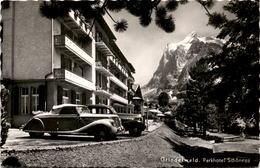 Grindelwald - Parkhotel Schönegg (1661) - BE Berne