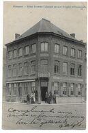 Nieuport / Nieuwpoort - Hôtel Taverne Coloniale Avenue Breydel Et Deconinck N° 28 - Circulé: 1908 - 2 Sans. - Nieuwpoort