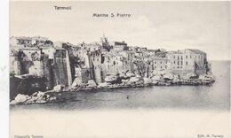 TERMOLI (COMPABASSO) - 1900-1910 - Marina S. Pietro - Altre Città
