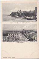TERMOLI (COMPABASSO) - 1900-1910 - Panorama Del Borgo Vecchio - Corso Nazionale - Altre Città